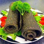 gluten free mushroom wrap recipe