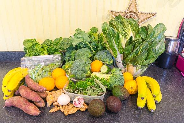 riverford weekly veg order