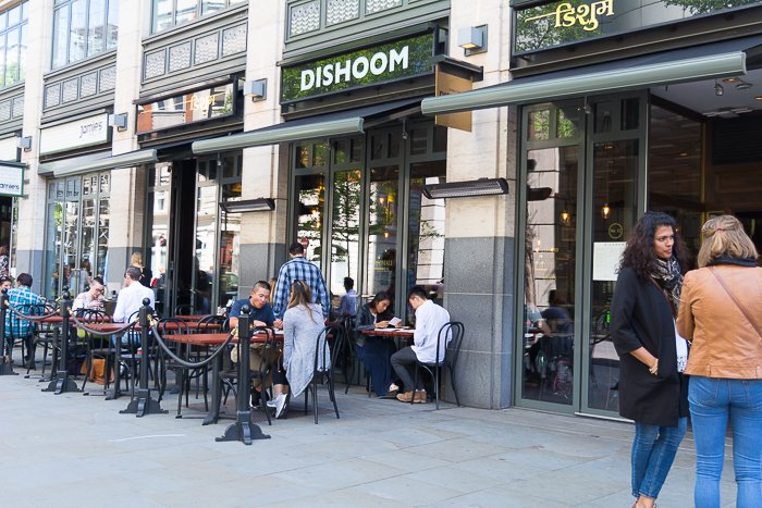 Dishoom Covent Garden review