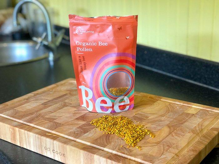 raw organic bee pollen chocolate recipe