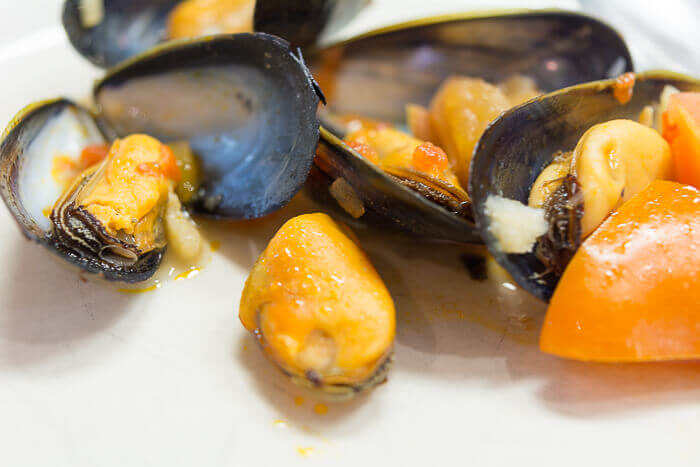 gluten free mussels cafe rouge review