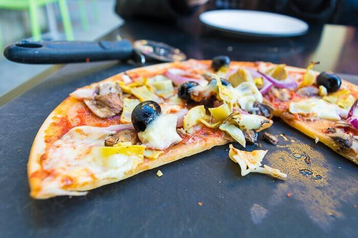 Pizza Express Gluten Free Vegan Pizza Review The Health