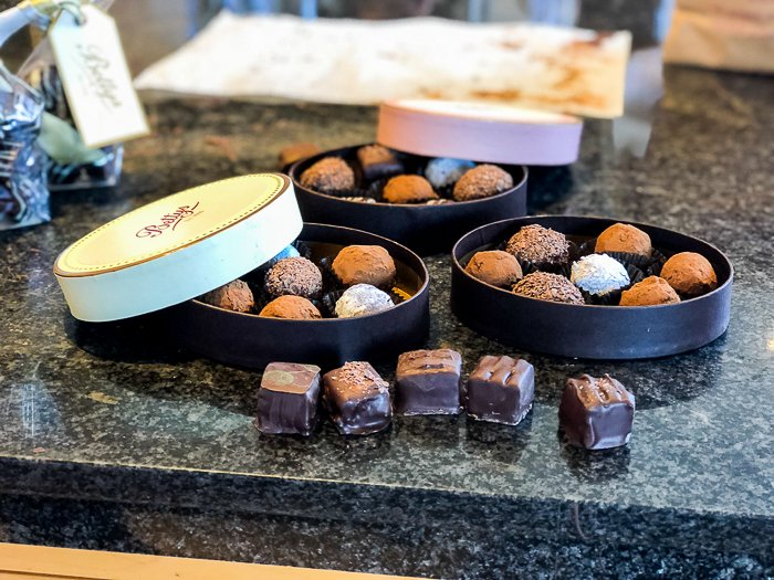 Bettys chocolate course review Harrogate