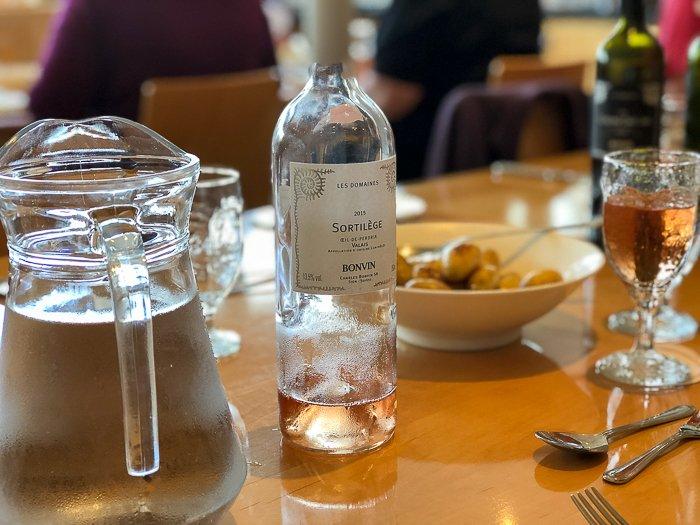 wine Bettys Harrogate