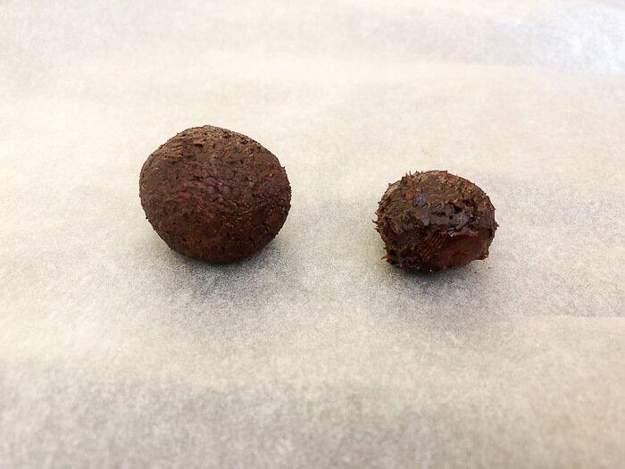 truffle making Bettys Chocolate course Harrogate