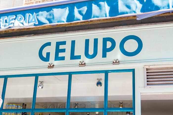 Gelupo London dairy free ice cream