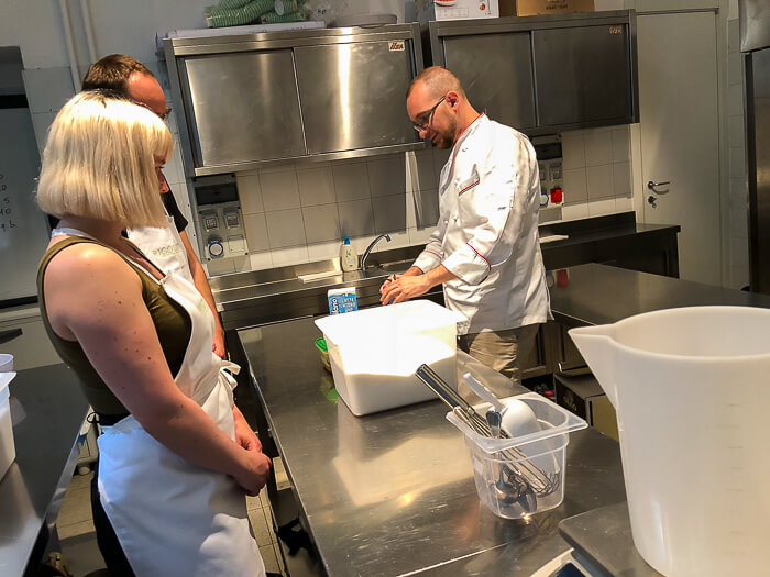 Ice cream class Milan airbnb review