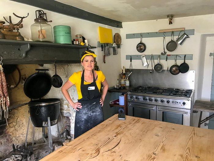 River Cottage kitchen gluten free course