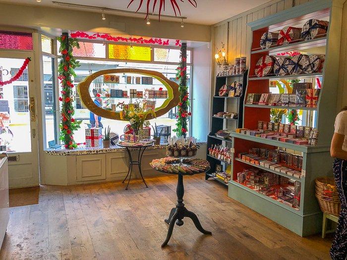 Rococo chocolate making experience London