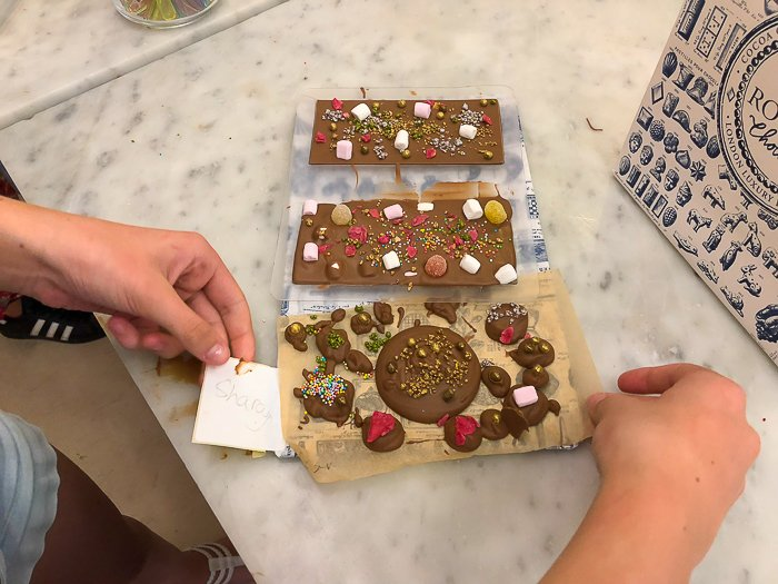 Rococo making chocolate experience London review
