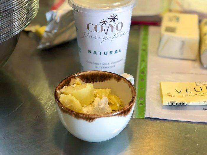 dairy free butter yoghurt alternative river cottage gluten free