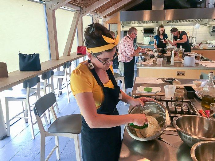 mair buckwheat sourdough River Cottage course gluten free