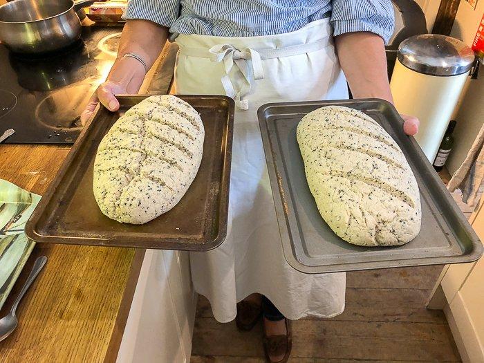 buckwheat batard gluten free artisan bread course