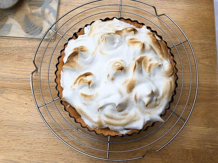 vegan lemon meringue pie dairy free desserts class