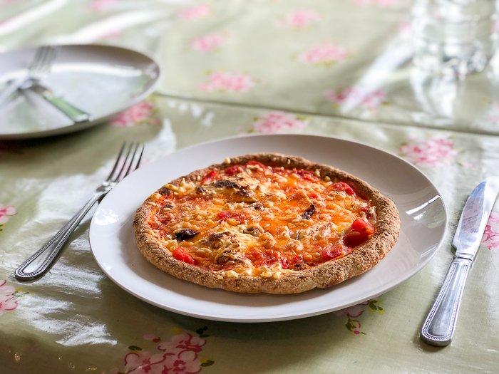gluten free artisan bread course pizza